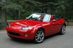 2006 Mazda MX-5 Limited
