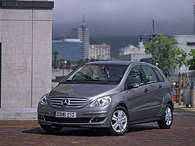 test drive 2006 mercedes benz b200. Black Bedroom Furniture Sets. Home Design Ideas