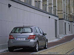 2006 Mercedes-Benz B150