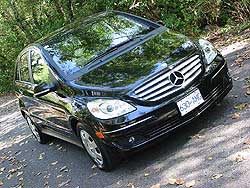 2006 Mercedes-Benz B200