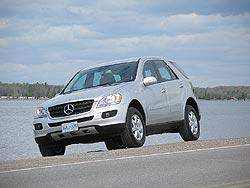 2006 Mercedes-Benz ML350