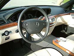 2005 Mercedes-Benz S350