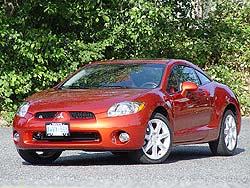 2006 Mitsubishi Eclipse GT
