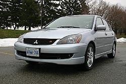 2006 Mitsubishi Lancer Ralliart