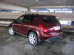 2006 Nissan Murano SL AWD