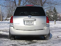 2006 Nissan Quest 3.5S Special Edition