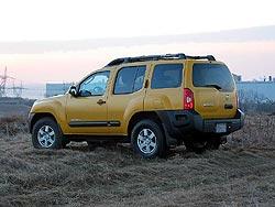 2006 Nissan Xterra S Off Road