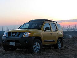 test drive 2006 nissan xterra. Black Bedroom Furniture Sets. Home Design Ideas