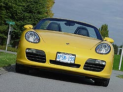 2006 Porsche Boxster S