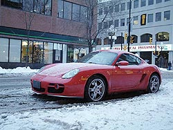 Feature: Why you should drive your sports car in the Winter winter driving