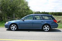 2006 2006 Subaru Legacy 2.5i Wagon