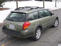 2006 Subaru Outback 2.5i Limited