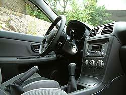 2006 Subaru Impreza WRX sedan