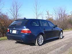 2006 BMW 530 Xi Touring