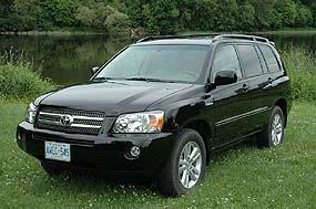 2006 Toyota Highlander Hybrid Limited
