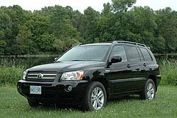Auto Tech: 2006 Toyota Highlander Hybrid Synergy Drive  green news auto tech