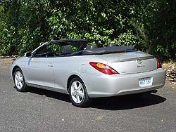 2006 Toyota Solara SE V6 convertible