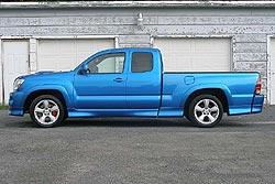 Test Drive: 2006 Toyota Tacoma X Runner trucks toyota car test drives