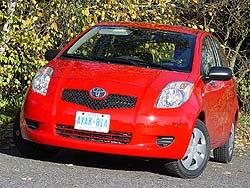 2006 Toyota Yaris CE 2-door