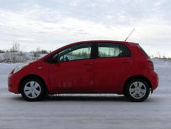 Volvo Winter Park >> Winter Test Toyota Yaris: Tractionasaurus? - Autos.ca