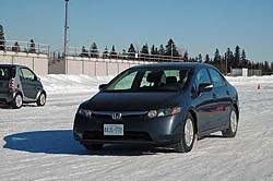 Traction 2006: Honda Civic Hybrid