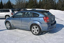 Traction 2006: Dodge Caliber R/T