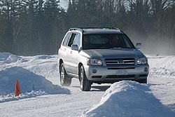 Traction 2006: Toyota Highlander