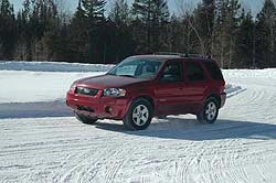 Traction 2006: Ford Escape Hybrid