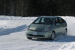 Traction 2006: Toyota Prius