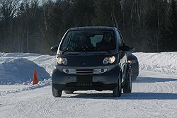 Traction 2006: smart fortwo