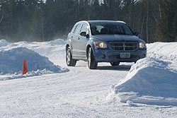Traction 2006: 2007 Dodge Caliber