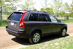 First Drive: 2006 Volvo XC90 V8 volvo first drives