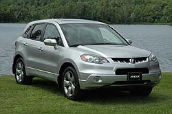 First Drive: 2007 Acura RDX luxury cars acura first drives