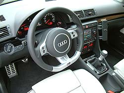 First Drive: 2007 Audi RS 4 luxury cars first drives audi