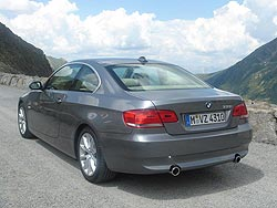First Drive: 2007 BMW 335i Coupé luxury cars first drives bmw
