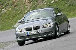 First Drive: 2007 BMW 335i Coupé bmw