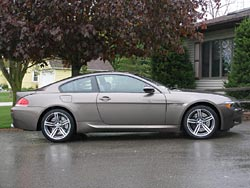 First Drive: 2007 BMW M6 luxury cars first drives bmw
