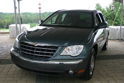 Preview: Chrysler unveils three new 2007 models first drives chrysler