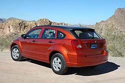 First Drive:  2007 Dodge Caliber first drives dodge