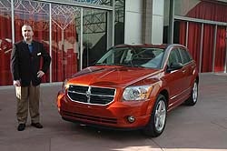 First Drive:  2007 Dodge Caliber first drives dodge