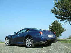 First Drive:  2007 Ferrari 599 GTB Fiorano luxury cars first drives ferrari