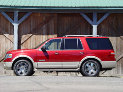 First Drive: 2007 Ford Expedition first drives