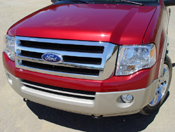 First Drive: 2007 Ford Expedition ford first drives