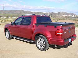 First Drive: 2007 Ford Explorer Sport Tra ford first drives