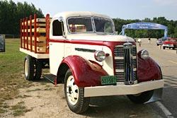 A 1938 GMC truck