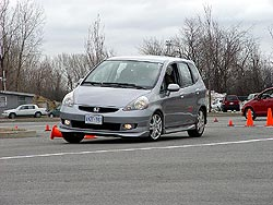 First Drive: 2007 Honda Fit first drives