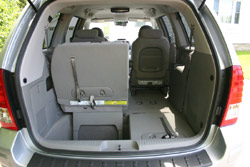 2007 Hyundai Entourage GL w/ Comfort Package