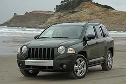 First Drive: 2007 Jeep Compass jeep first drives