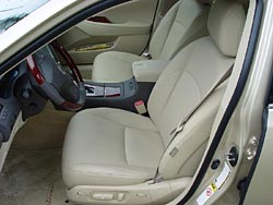 First Drive: 2007 Lexus ES 350 luxury cars lexus first drives