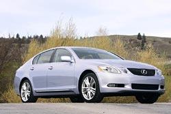 First Drive: 2007 Lexus GS 450h luxury cars lexus hybrids honda ford first drives
